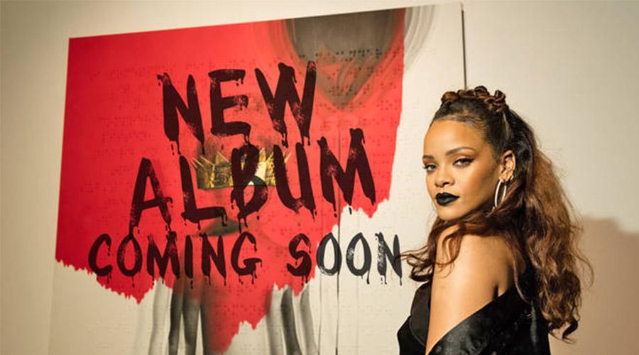 Rihanna потвърди излизането на нов албум за 2019
