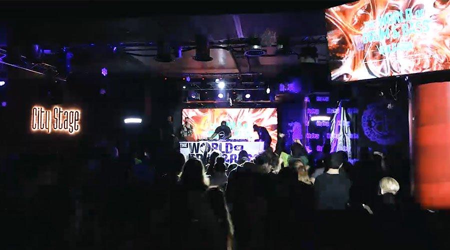 HMSU представи: The World of Drum & Bass - България | MMTV
