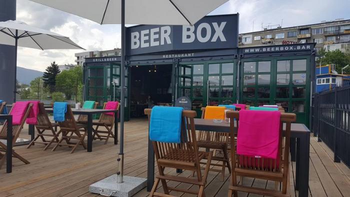 Човека и… бирата в BeerBox