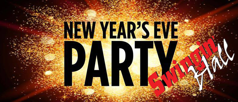 31 декември 2018г. Swingin' Hall |Новогодишно парти