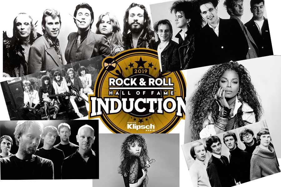 Rock and Roll Hall of Fame обяви номинираните за 2019 | MMTV