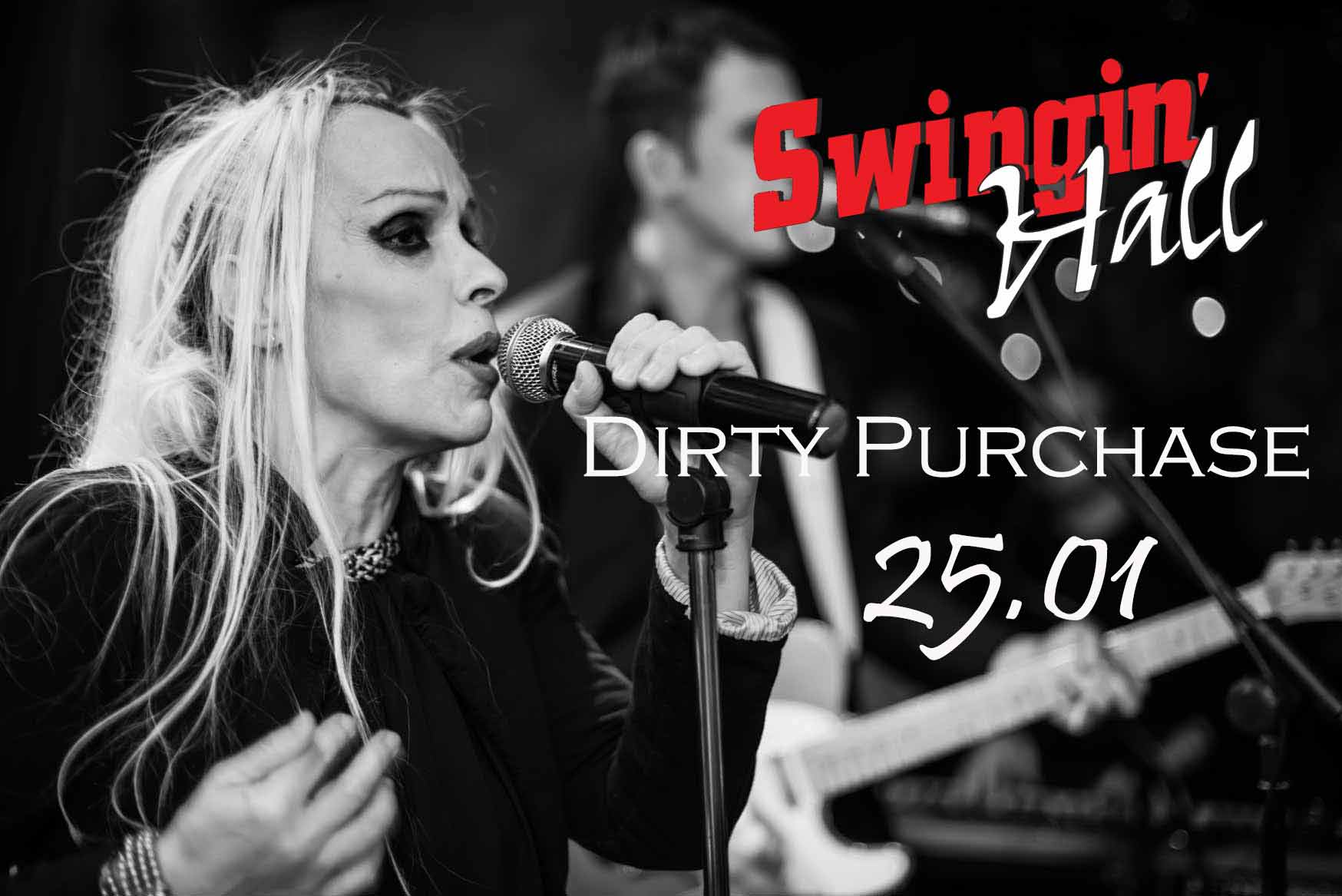 25 януари 2019 г. 22:30ч. Swingin' Hall | Dirty Purchase