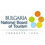 Bulgaria National Board of Tourism лого - партньор на телевизия ММ