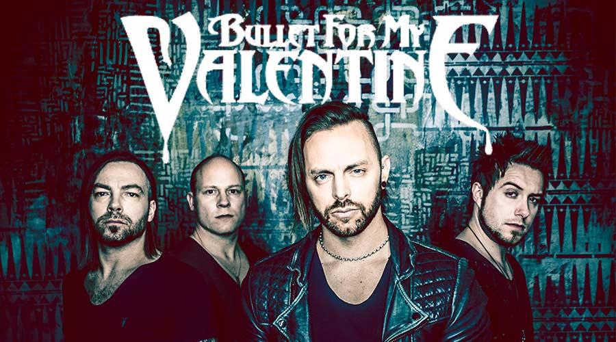 BULLET FOR MY VALENTINE ще забият в България! | MMTV