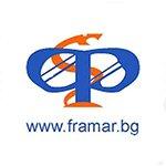 Фрамар лого - партньор на телевизия ММ