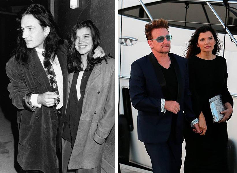 Bono и Alison Hewson - заедно от 37 години