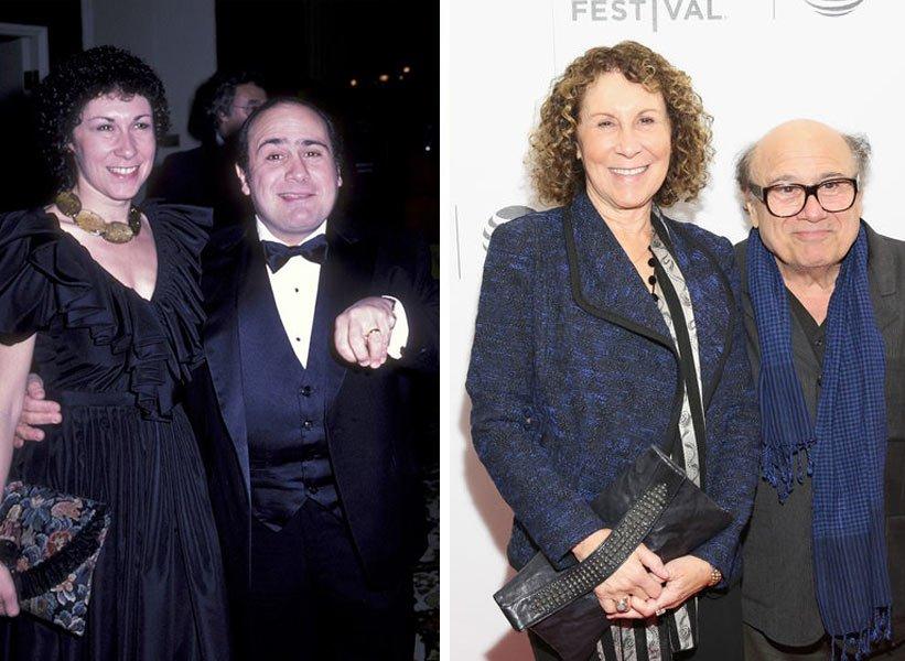 Danny DeVito и Rhea Perlman - заедно от 37 години