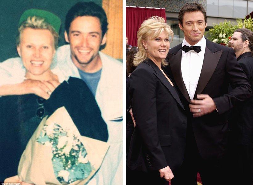 Hugh Jackman и Deborra-Lee Furness - заедно от 23 години