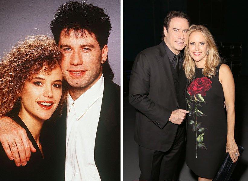 John Travolta и Kelly Preston - заедно от 28 години