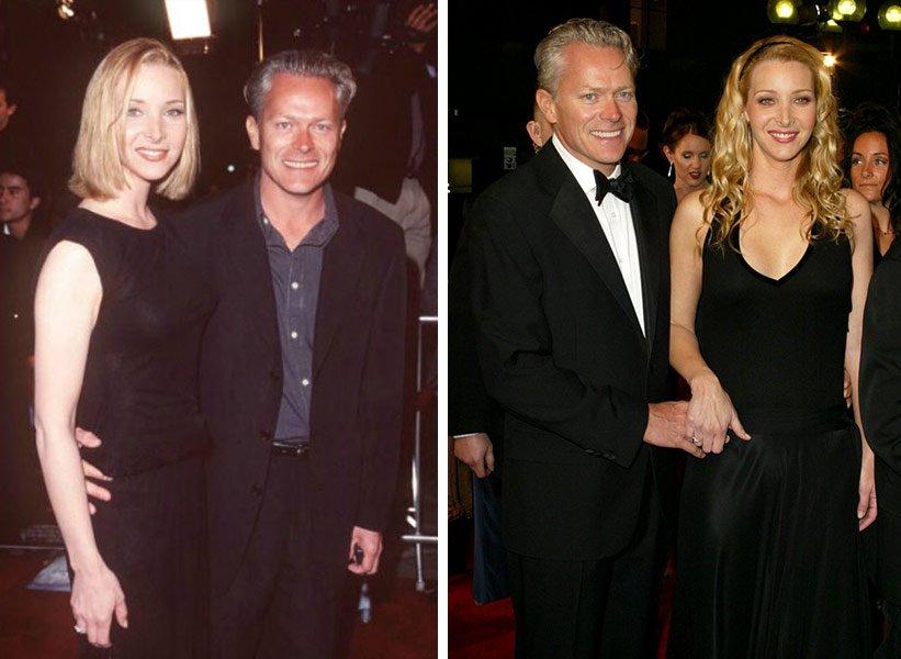 Lisa Kudrow и Michel Stern - заедно от 24 години