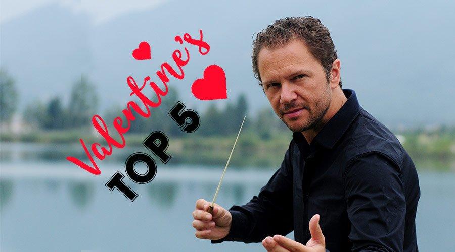 АХ, ТАЗИ ЛЮБОВ! Маестро Мартин Пантелеев - Топ 5 любовни песни!