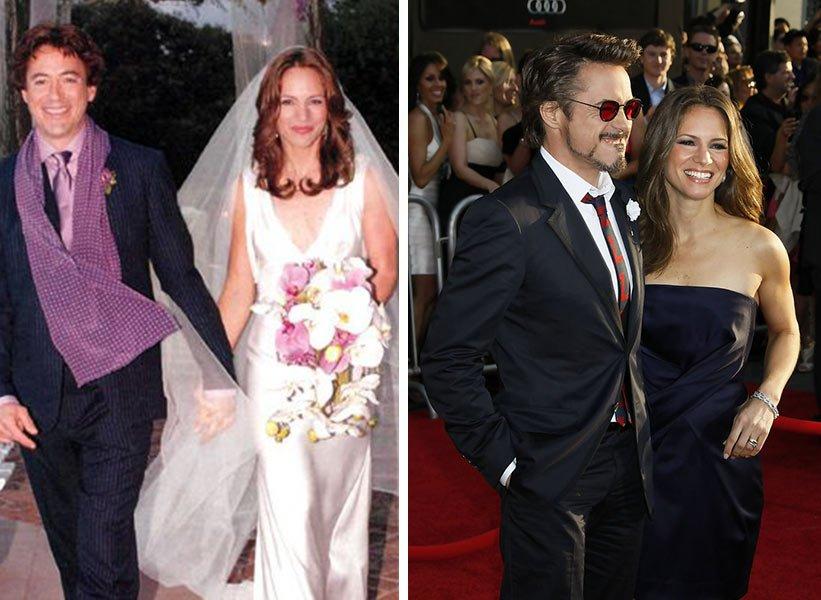 Robert Downey Jr и Susan Levin - заедно от 14 години