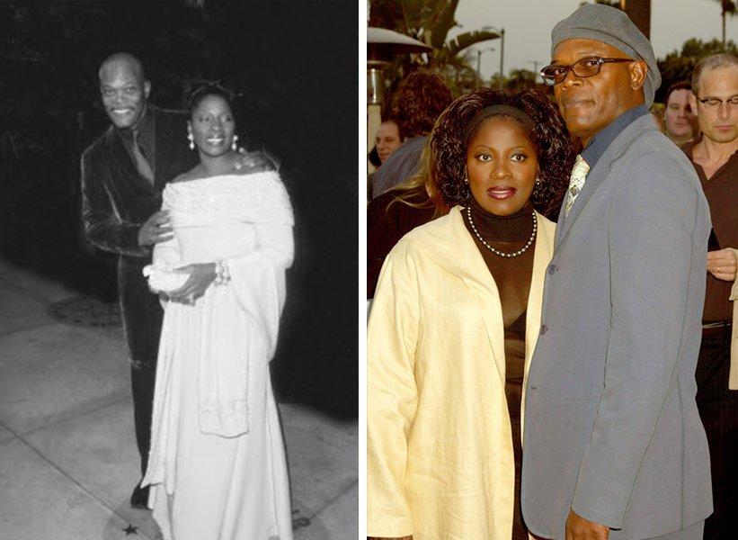 Samuel L. Jackson и Latanya Richardson - заедно от 39 години