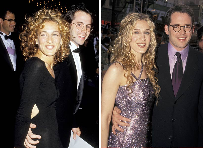 Sarah Jessica Parker и Matthew Broderick - заедно от 22 години