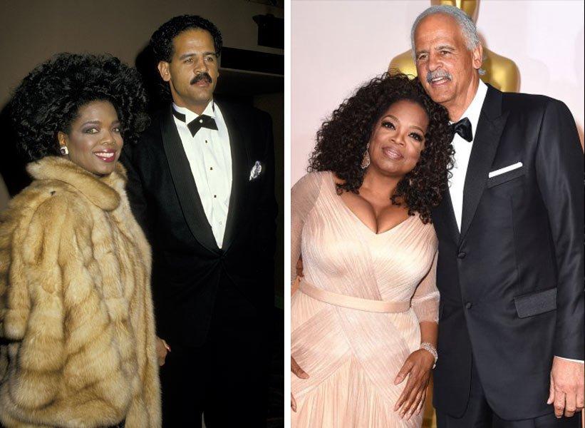Stedman Graham и Oprah Winfrey - заедно от 33 години