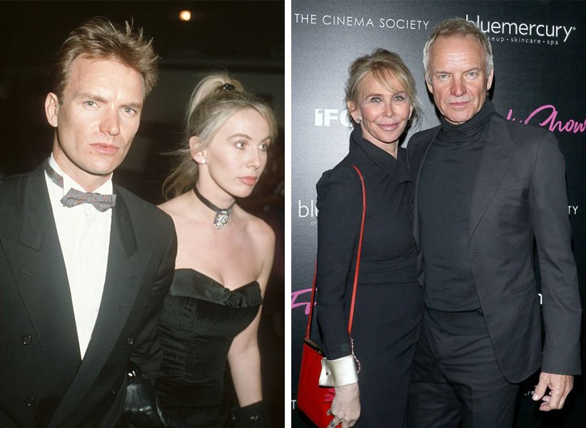 Sting иTrudie Styler заедно от 27 години