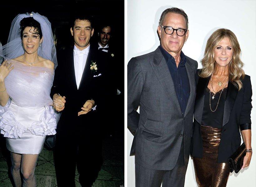 Tom Hanks и Rita Wilson - заедно от 31 години