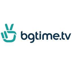 BG Time TV лого - партньор на телевизия ММ