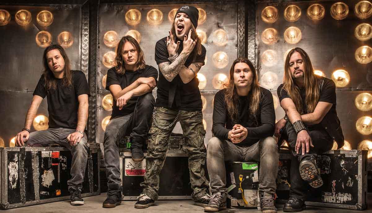 Children of Bodom (Финландия)