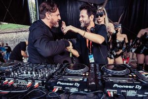 Solomun & Guy Gerber at EXIT Festival 2018