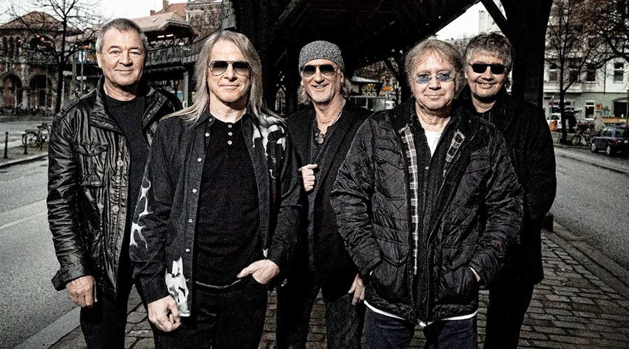 Deep Purple с много специален концерт в България! | MMTV