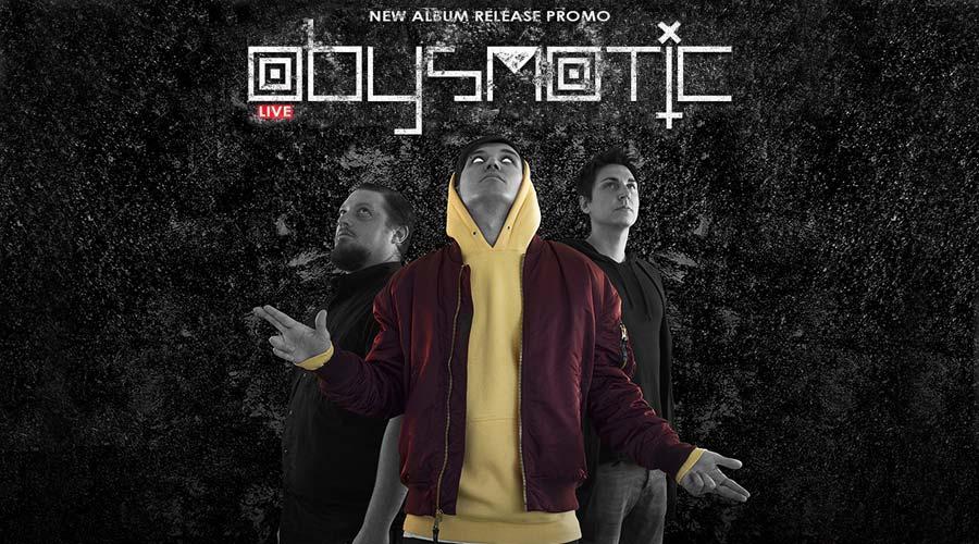 Abysmatic издават новия си едноименен албум с промоция в клуб Терминал 1