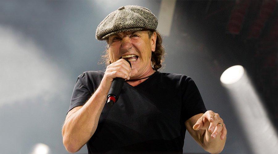 AC/DC планират турне с Brian Johnson