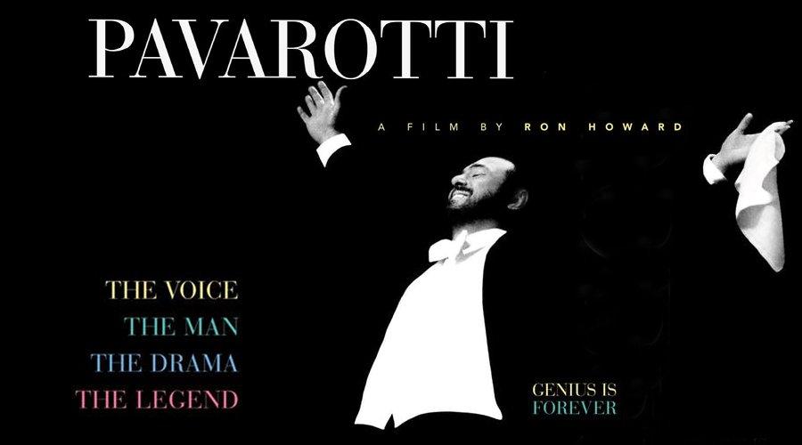 Излиза документален филм за Pavarotti