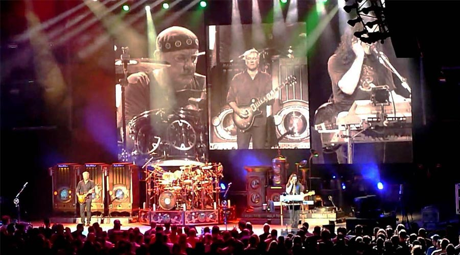 "Rush издават целия ""Time Machine 2011: Live In Cleveland"" 