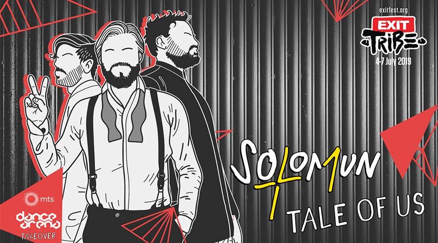 Solomun със специални гости Tale of Us на EXIT 2019!