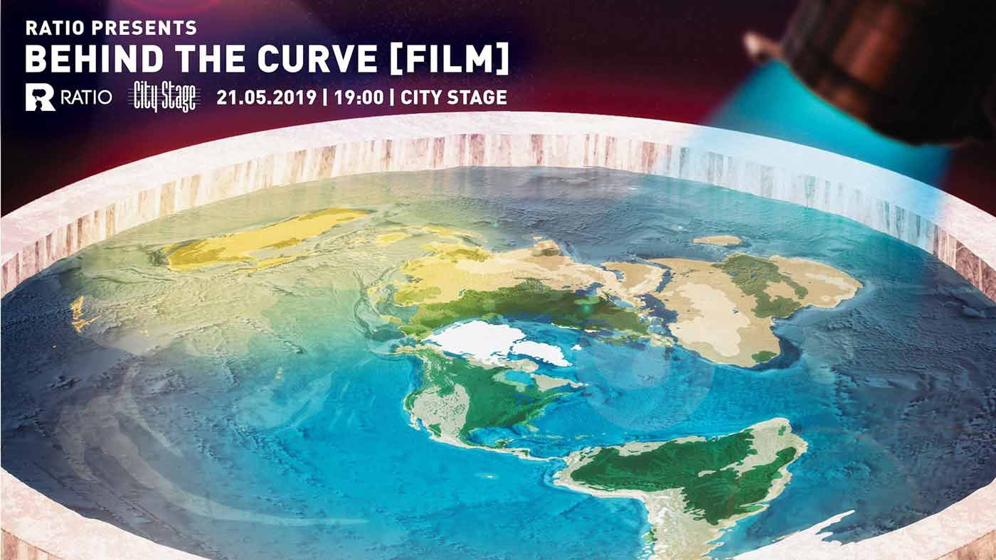 21 май 2019 г. 19:00 ч. City Stage | Ratio представя: Behind thе Curve [FILM]