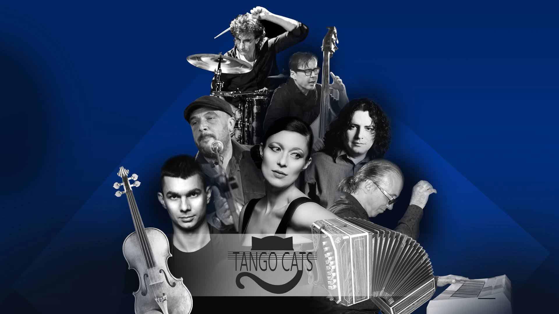 30 май 2019 г. 20:00 ч. City Stage | Една нощ в Буенос Айрес - Sofia Tango Pre-Festival Concert
