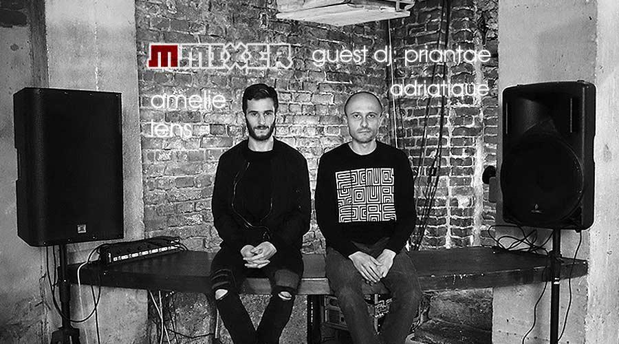 MMixer от Фабрика 126 с Priantae | MMTV Online...
