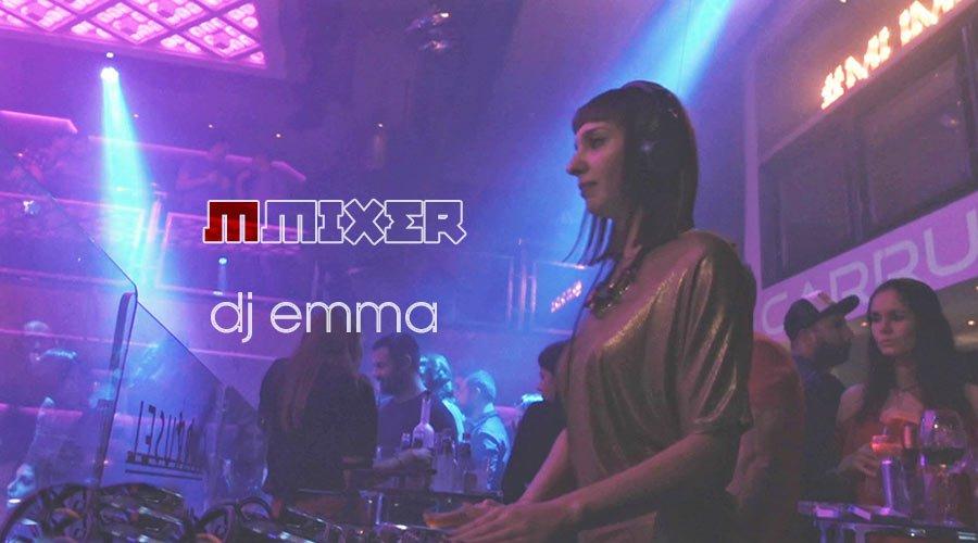 Mmixer от Micro с DJ Emma | MMTV Online