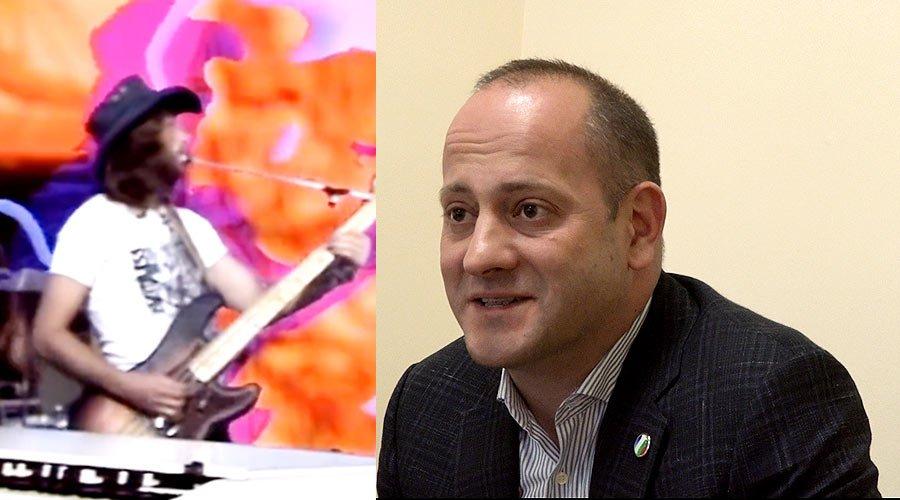 Радан Кънев | Музиката в живота на един политик