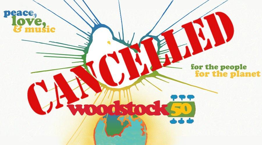 Отмениха честването на 50 годишнината на фестивала Woodstock