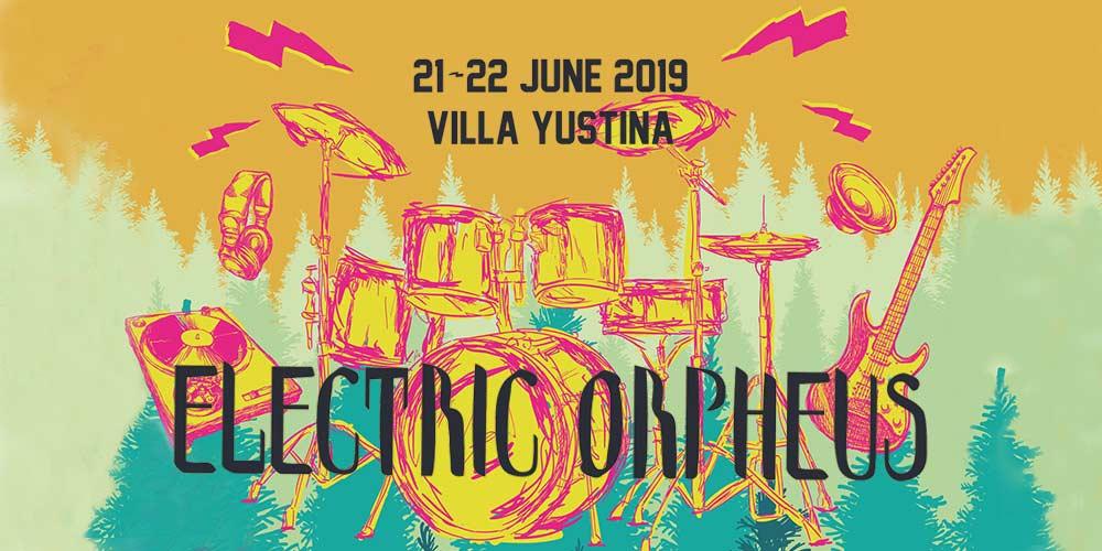 Фестивалът Electric Orpheus на Вила Юстина се разраства и добавя благородна кауза