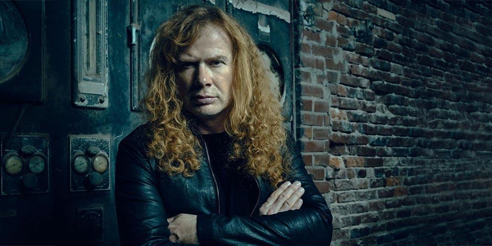 Dave Mustaine - неизсвирената Metallica, ще остане за друг живот