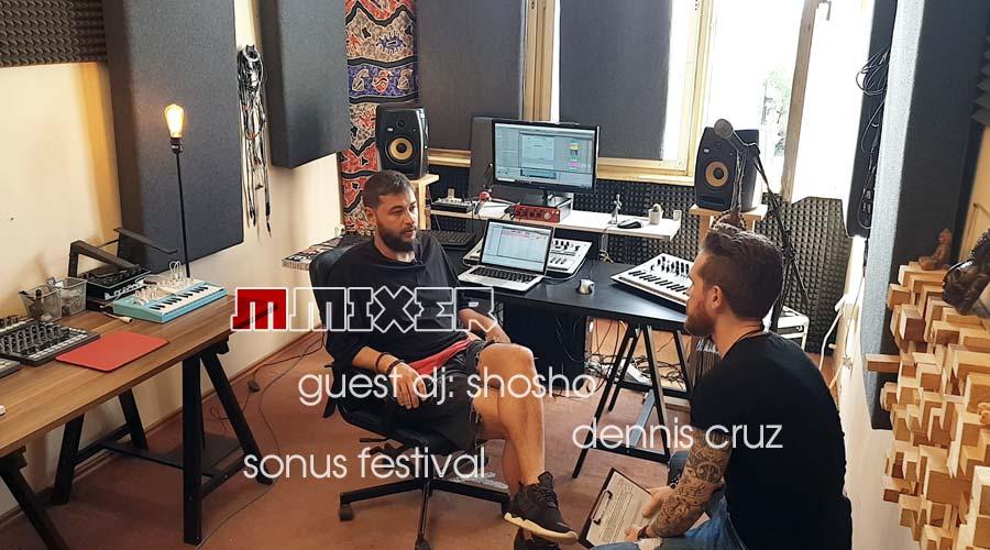 MMixer с Shosho от студио Балкантон | MMTV Online