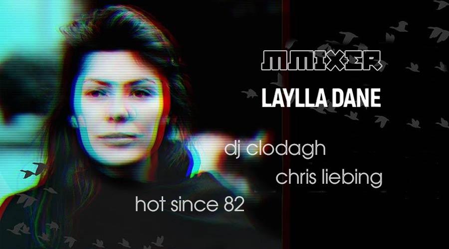 MMixer с Laylla Dane от Фабрика 126 | MMTV Online