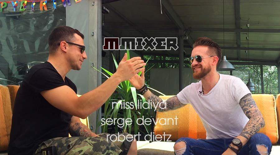 Гост на Mmixer е Марсел Рохас... | MMTV Online