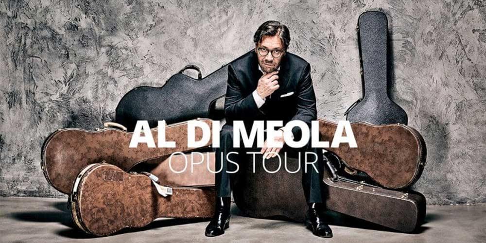 Китарният виртуоз Al Di Meola с концерт в София | MMTV