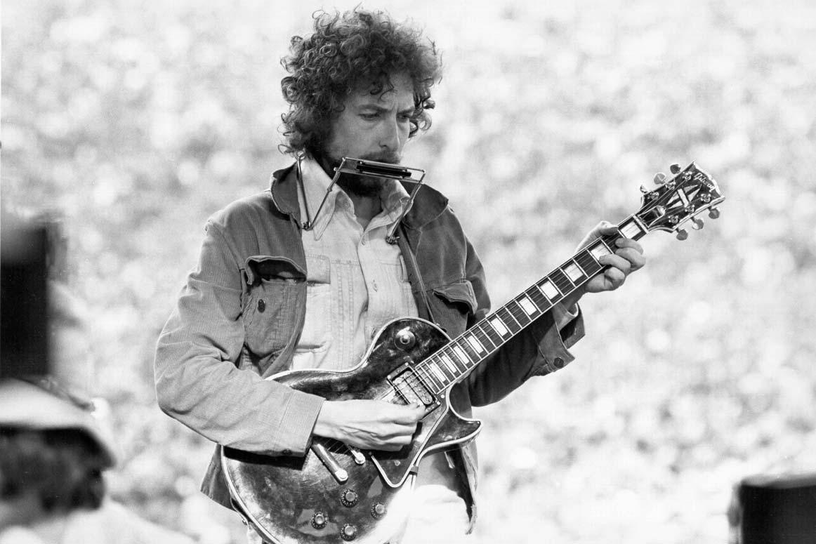 В крайна сметка в дома си в Woodstock, Дилън избира четири куплета и един припев, а самият запис е осъществен на 15 и 16 юни в студио на Columbia Records в Ню Йорк