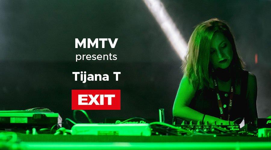 Tijana T - EXIT Festival 2018... | MMTV Online...