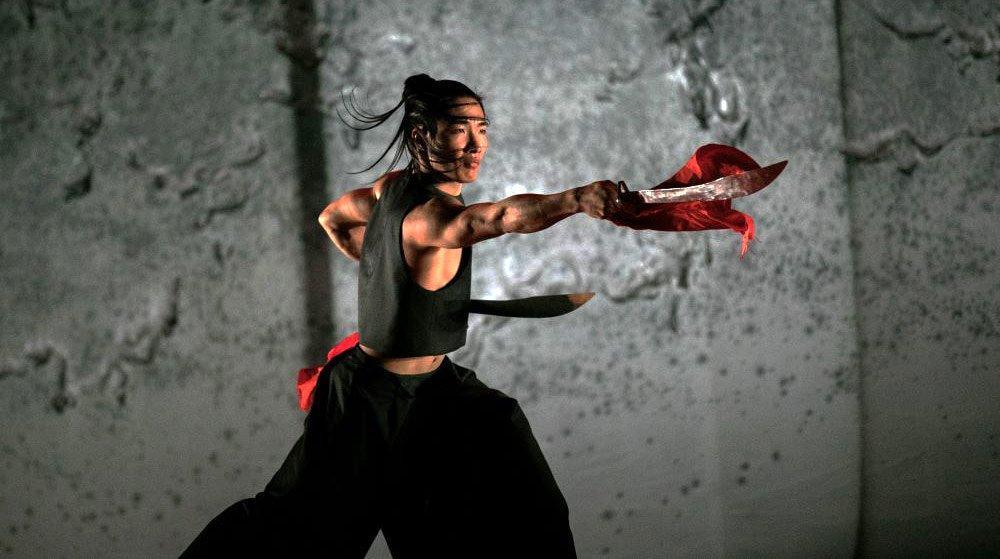 """Китайското бойно изкуство """"Боен танц"""" търси връзката между съзнанието и инстинкта"""