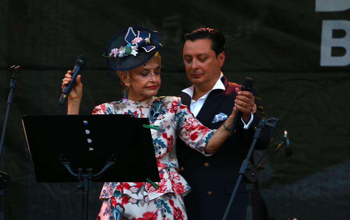 камелия тодорова и васил петров на bansko jazz fest 2019 | Photo by Veronika Peeva