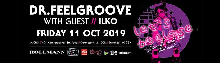 """Специален гост на партито на 11 октомври в клуб MICRO ще бъде друго изявено име от българската музикална сцена DJ Ilko, част от популярната фънки банда """"Tri O Five""""."""