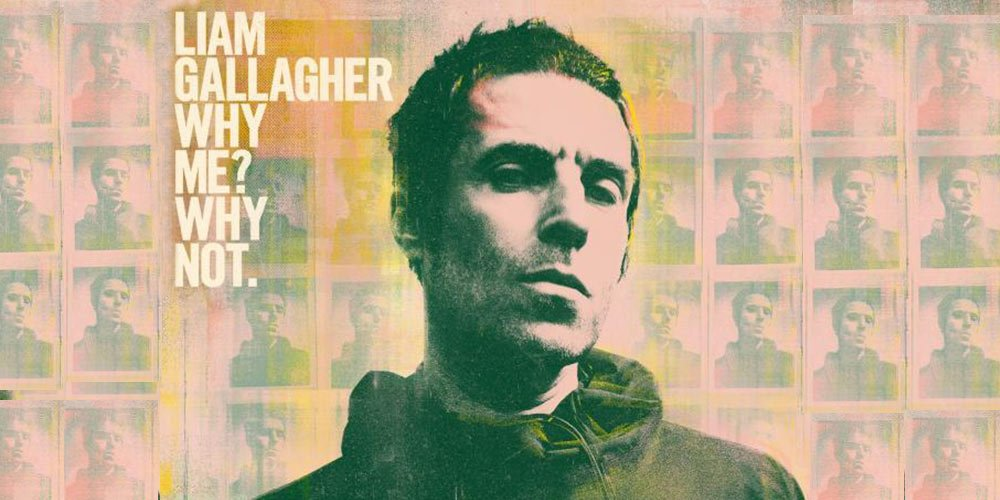 Liam Gallagher издаде новия си албум Why Me? Why Not | MMTV