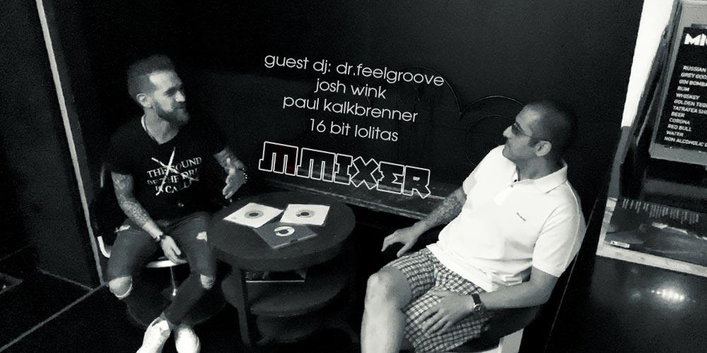 Dr. Feelgroove - първият гост в новия сезон на MMixer | MMTV