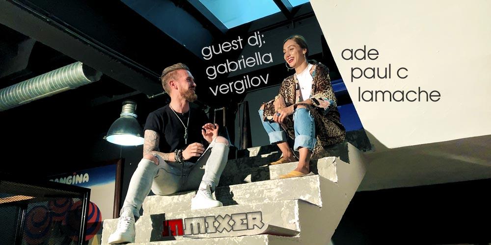 Гост на Павел в MMixer е Габриела Вергилов | MMTV